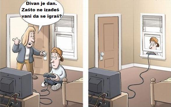 smiješni strip