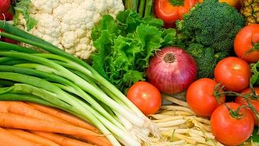 povrće - niskokalorijska hrana