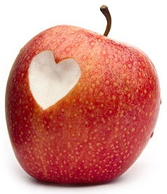 jabuka srce