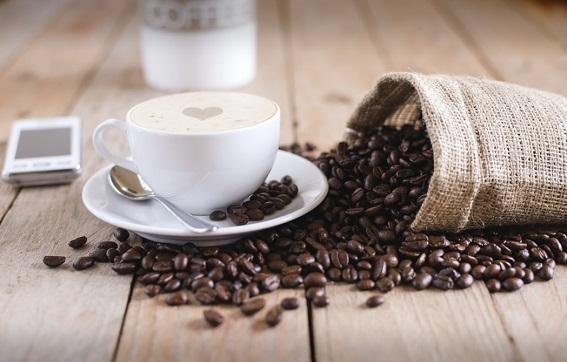 salica kave, kava zrno